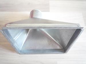 Воронка жмыха 951 металл